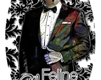 Feline Classy Onesie