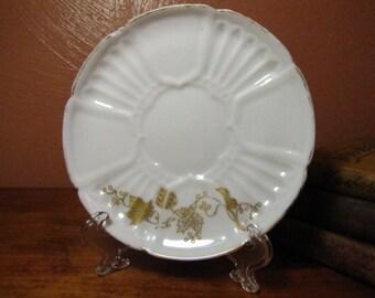 Vintage Elite Limoges Decorative Plate