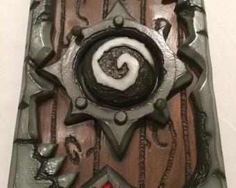 Hearthstone Card Deck Replica Prop