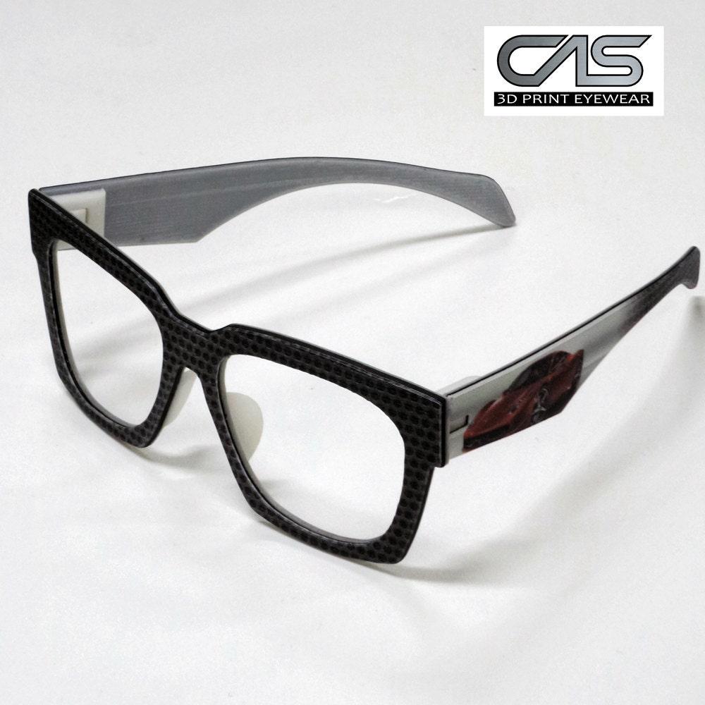 unique 3d printed eyewear a002 by casdesignhk on etsy