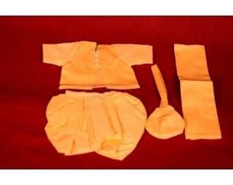 Clothes for Srila Prabhupada Deity