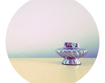 1960's Silver Ronson's Table Lighter