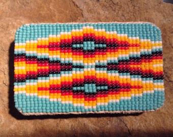Native American Belt Buckle