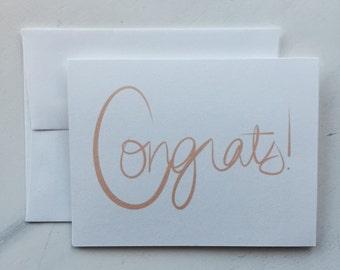 Congrats! Card (GC002101)