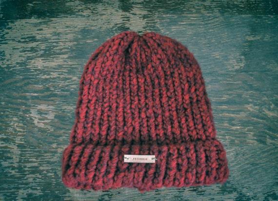 Fernweh SIONNACH Luxury Merino/Alpaca hand knit hat