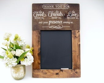 Kitchen Chalkboard | Etsy