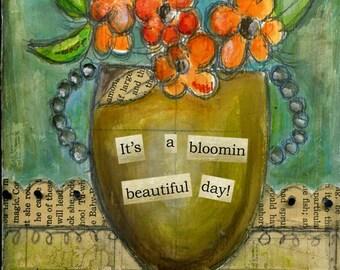 Beautiful Day Big Print