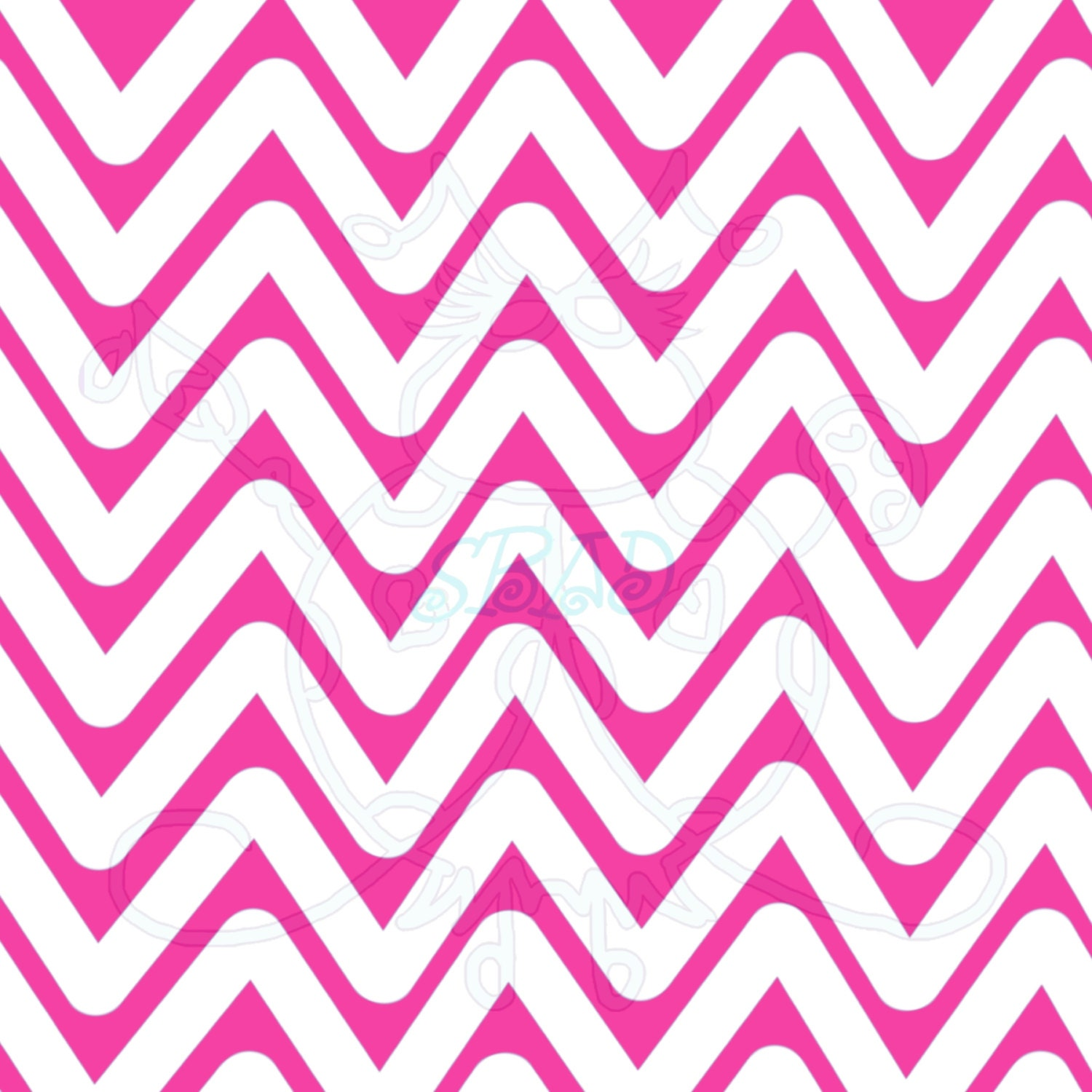 Teal and pink background