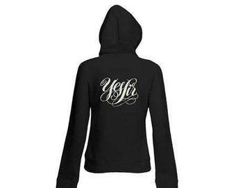 The 'Yes sir' hoody
