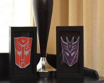 Transformers - 3D Paper Art - Home Decor