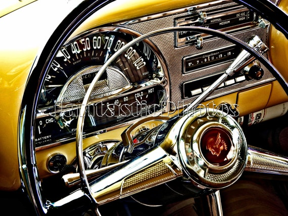 pontiac chieftain photograph 1954 classic car by jantasticphotos. Black Bedroom Furniture Sets. Home Design Ideas