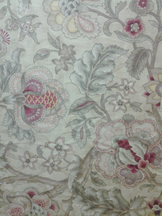 "Waverly Fabric - Imperial Dress Design - 54"" Width - Sold By The Yard"
