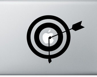 Stickers Macbook 11-13-15-17 inches - Target