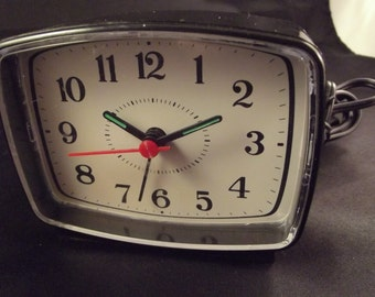 Vintage Electric Alarm Clock