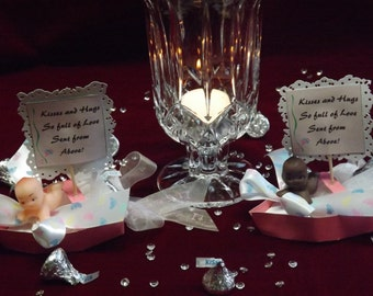 baby boat Favors