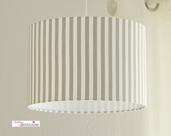 Taupe Lamp Shade Etsy
