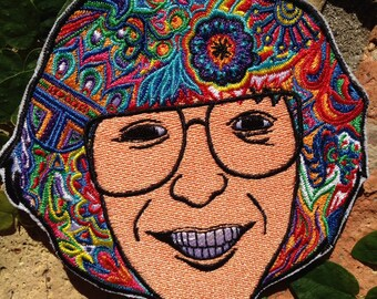 Phil Lesh Grateful Dead Patch