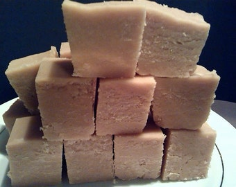 A Pound of Homemade Peanut Butter Fudge
