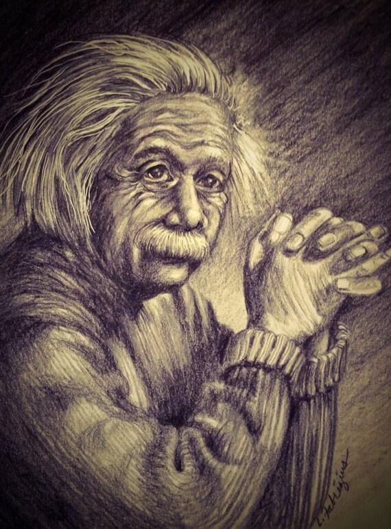 Amazing Einstein Print