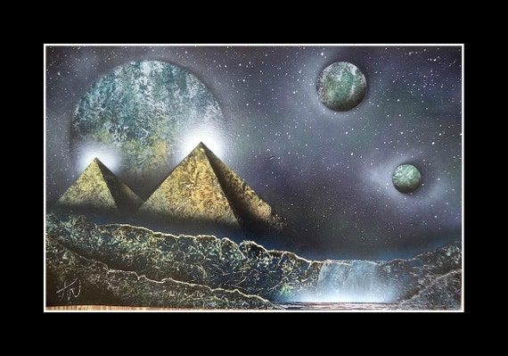 pyramids on different planets - photo #8