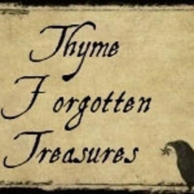 thymeforgotentreasur