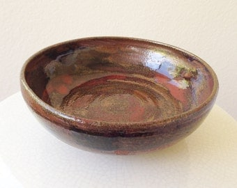 BOWL I - Wheel Thrown Ceramic - OOAK -  Pottery - Housewarming Gift, Gift, birthday gift, Home Decor