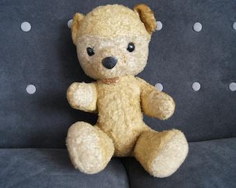 Sale - 45% off - Vintage bear - Teddy Bear - stuffed with sawdust