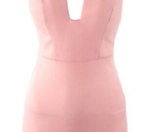 Tianna Box Bodycon Dress *reduced*