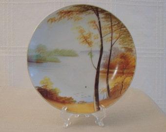 Hanging Decorative Plate
