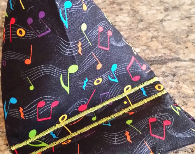 Gadget Bags-Fun Collection (Musical Notes n' Black)