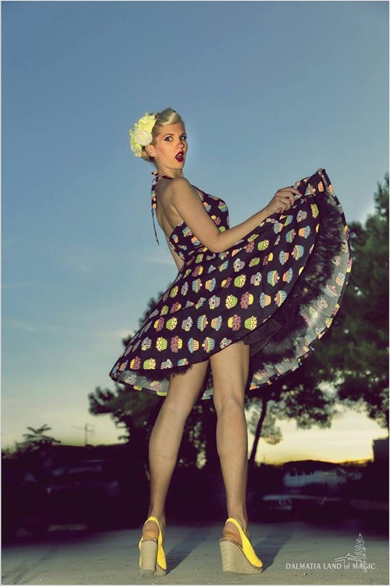 how to look like 50s pin up