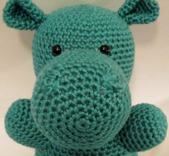 Hippo Crochet Pattern Crochet Hippo Crochet Hippo Pattern