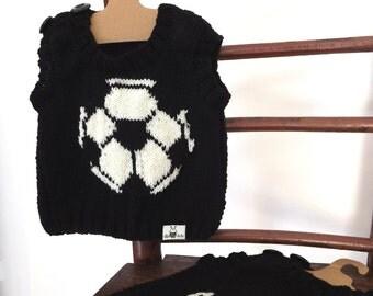 Merino wool baby vest / baby tank