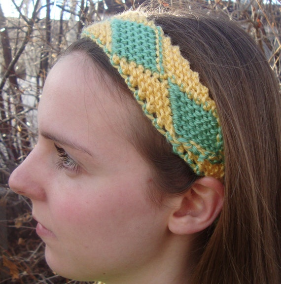 Fashionable Diamond Headband