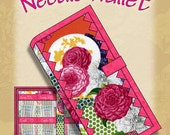 Needle Wallet PDF Pattern for Instant Download