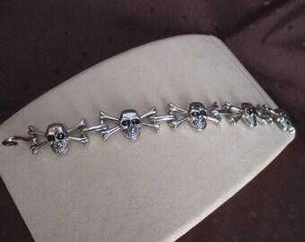 Scull & Crossbones Bracelet