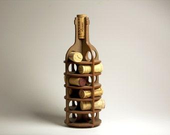 Cork souvenir keeper-Tray type