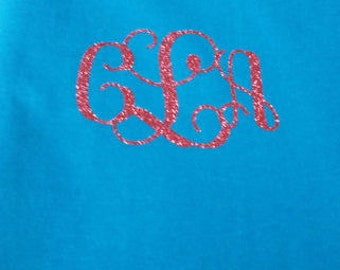 Personalized Long Sleeve Anchor Tshirt