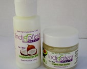 Natural Hair Care Product Samples.  Moisturizer. Leave in Conditioner. Hair Oil.  Aromatherapy . Free Shipping.