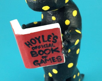 Newts who love games