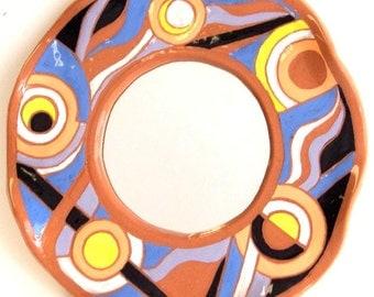 Decorative Mirror - Galaxies