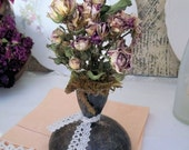 Dried Rose Bouquet