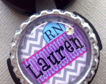 Personalized Stethoscope ID tag- Nurse rn-  nurse gift, graduate gift, L&D, NICU nurse, doctor, medic, healthcare profession, birthday gift
