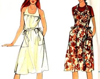UNCUT Back Wrap Dress or Jumper Bust 32.5 or 38