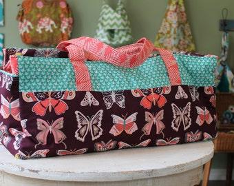 Design your own duffel travel carryon bag
