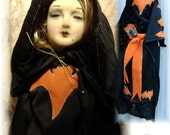 Boudoir Doll's Witch Outfit