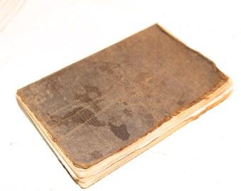 1885 American Bible Society New Testament Bible
