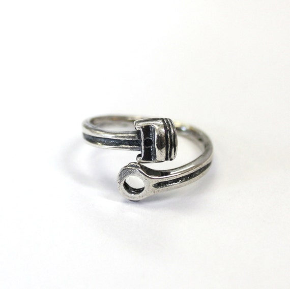 Piston Ring Rod And Silver Ladies