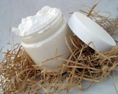 Whipped Shea Body  Butter - Choose your scent- 8 ounce - Vegan friendly.Body butter with coconut oil added