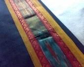 Black Saree Fabric, Ikat Sari Indian Fabric, Cotton Saree, Indian Fabric, Curtain Material, Ikat Print, Fabric Stores, Belly Dance Fabric